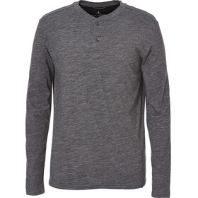 Royal Robbins Merinolux Henley Men Charcoal